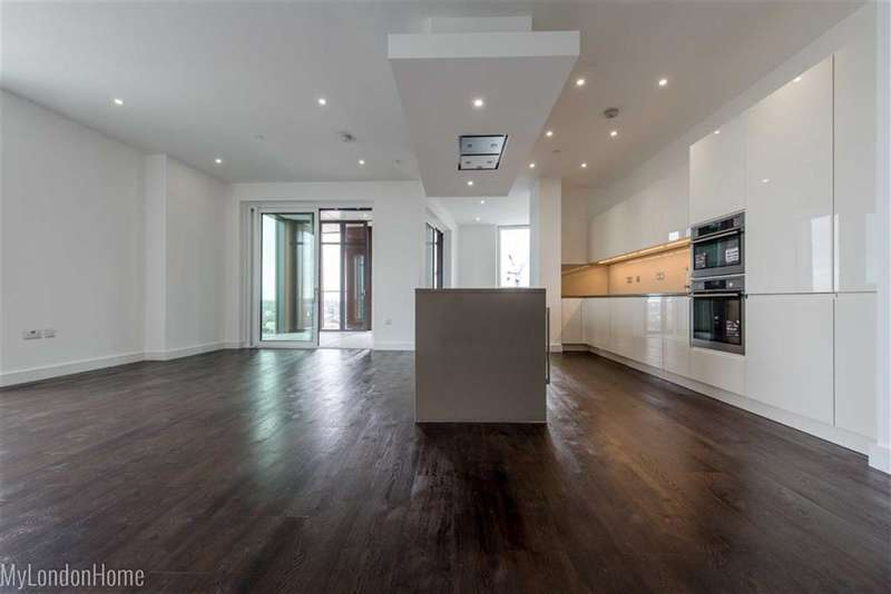 4 Bedrooms Property for sale in Pinto Tower, Vauxhall, London, SW8