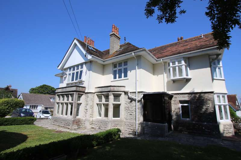 2 Bedrooms Ground Maisonette Flat for sale in DURLSTON ROAD, SWANAGE