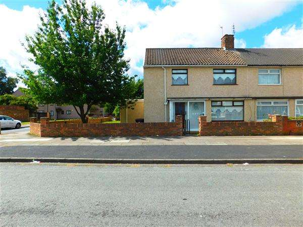 4 Bedrooms Semi Detached House for sale in Madryn Avenue, Kirkby