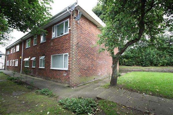 1 Bedroom Apartment Flat for sale in Carlton Court, Prestwich