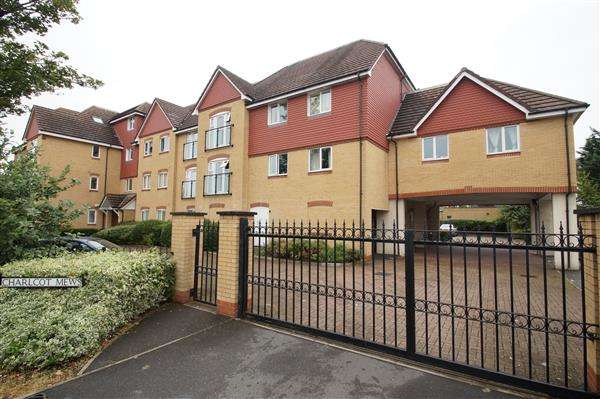 2 Bedrooms Apartment Flat for sale in Charlcot Mews, Bower Way, Cippenham
