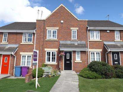 3 Bedrooms Terraced House for sale in Dylan Close, Walton, Liverpool, Merseyside, L4
