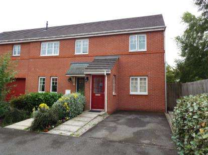 2 Bedrooms House for sale in Bateman Close, Crewe, Cheshire