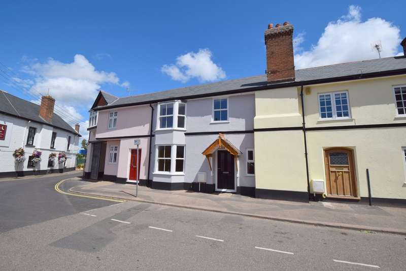 3 Bedrooms Cottage House for sale in 2 Bridge Cottage, Clyst St Mary