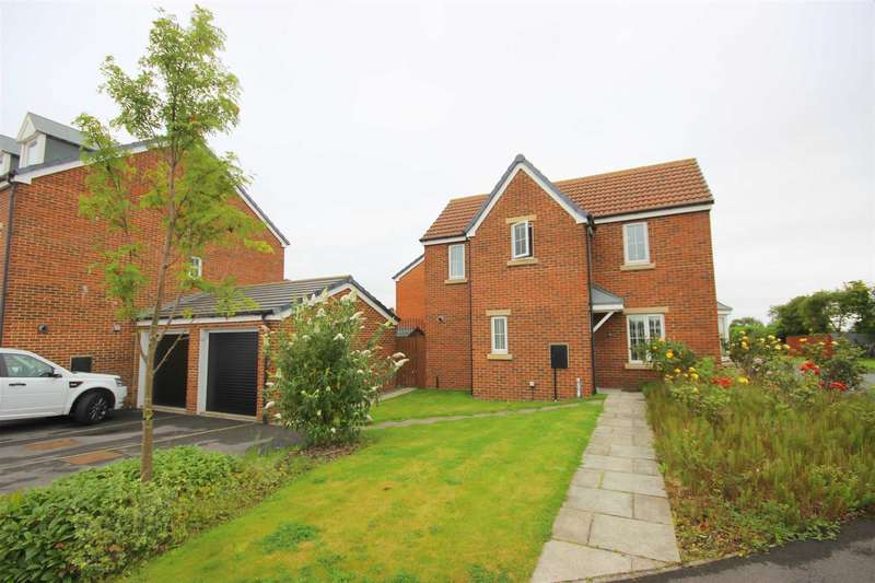 3 Bedrooms Property for sale in Wilson Close, Cassop