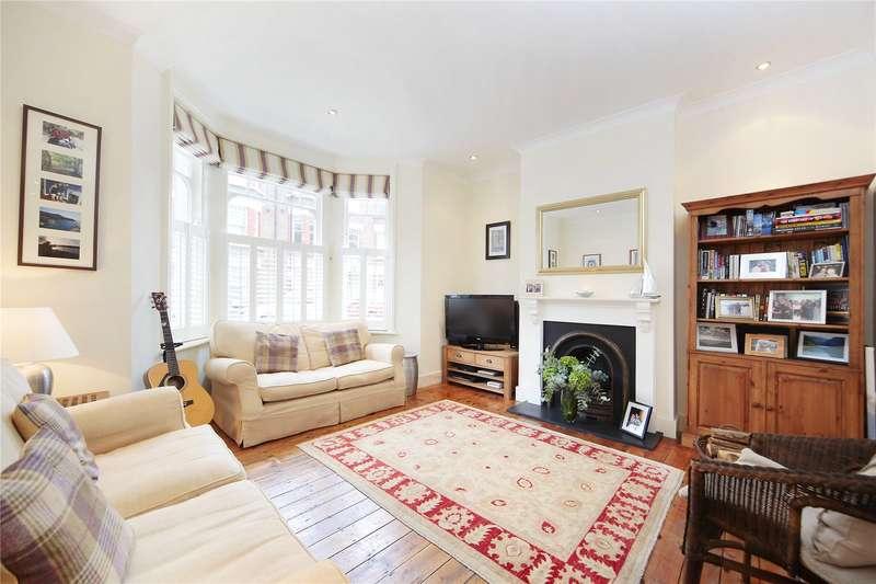 1 Bedroom Flat for sale in Elmhurst Mansions, Clapham, London, SW4