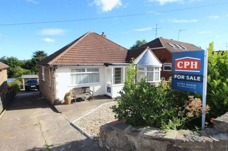 2 Bedrooms Detached Bungalow for sale in Red Scar Drive, Scarborough