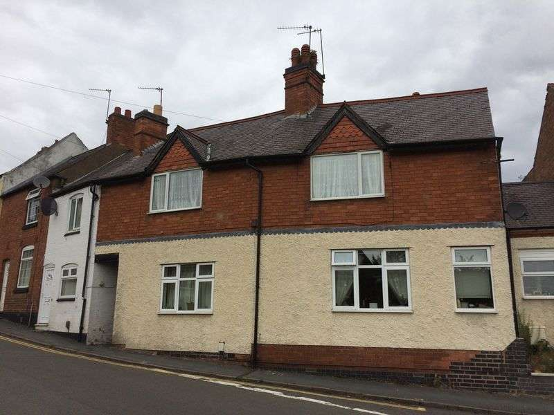 2 Bedrooms Flat for sale in Chapel Street, Barwell