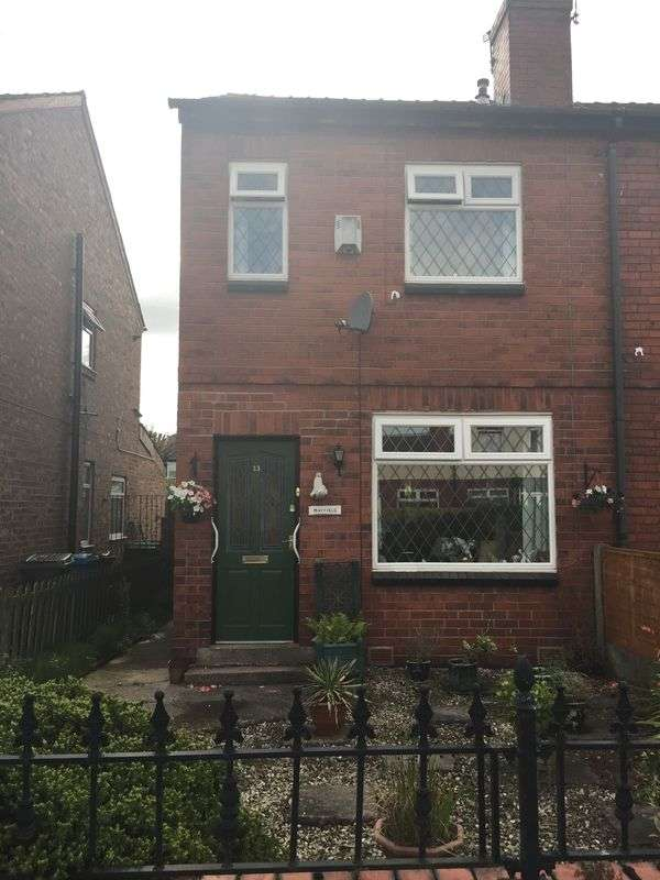 2 Bedrooms Semi Detached House for sale in Hampton Road, Manchester