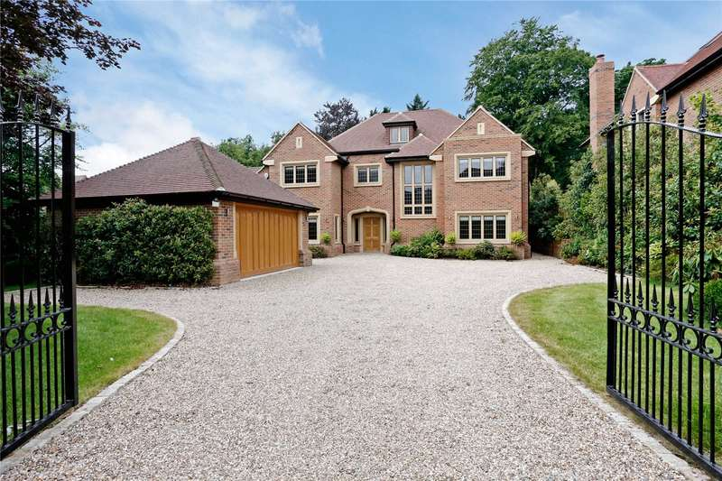 6 Bedrooms Detached House for sale in Woodchester Park, Beaconsfield, Buckinghamshire, HP9