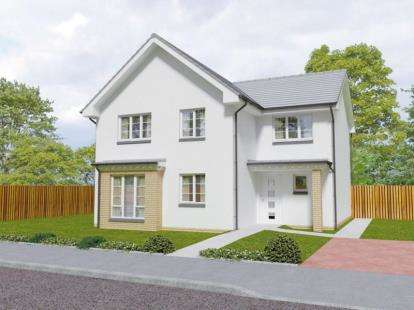 4 Bedrooms Detached House for sale in Regatta View, Craighill