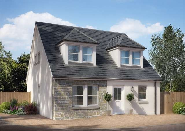 3 Bedrooms Detached House for sale in Castlegait Development, Glamis, Nr Forfar, DD8 1RF