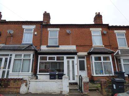 2 Bedrooms Terraced House for sale in Nansen Road, Birmingham, West Midlands