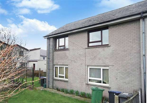 1 Bedroom Flat for sale in St Andrews Drive, Fraserburgh, Aberdeenshire
