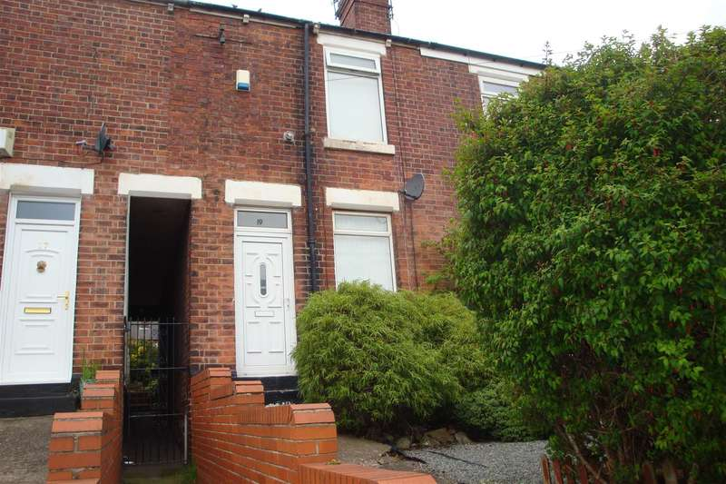 2 Bedrooms Property for sale in 19 Foljambe Road, Eastwood, Rotherham S65 2UA