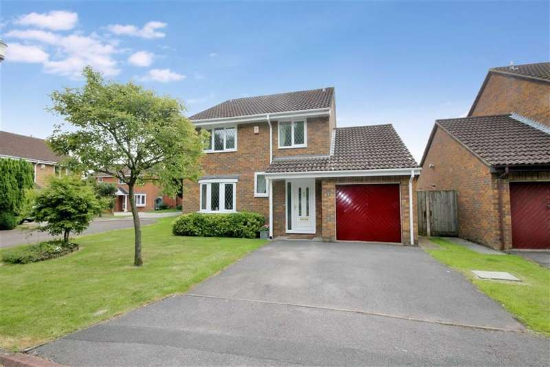 4 Bedrooms Property for sale in Dalefoot Close, Nine Elms, Swindon
