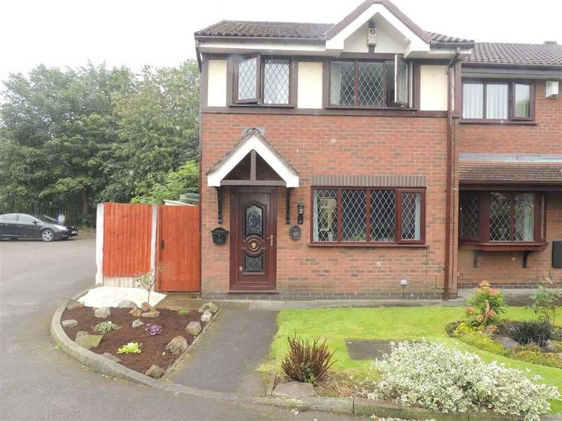 3 Bedrooms Property for sale in Churchfields, Audenshaw, Manchester