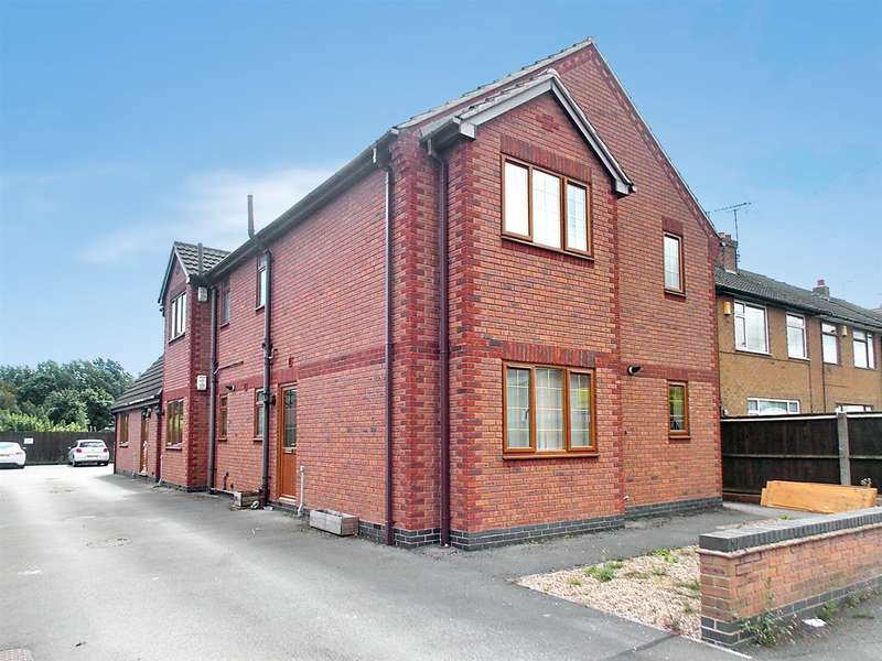 2 Bedrooms Property for sale in Bale Close, Long Eaton,