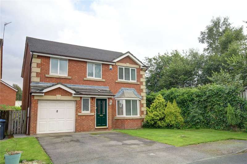 4 Bedrooms Detached House for sale in Ripon Court, Sacriston, Durham, DH7