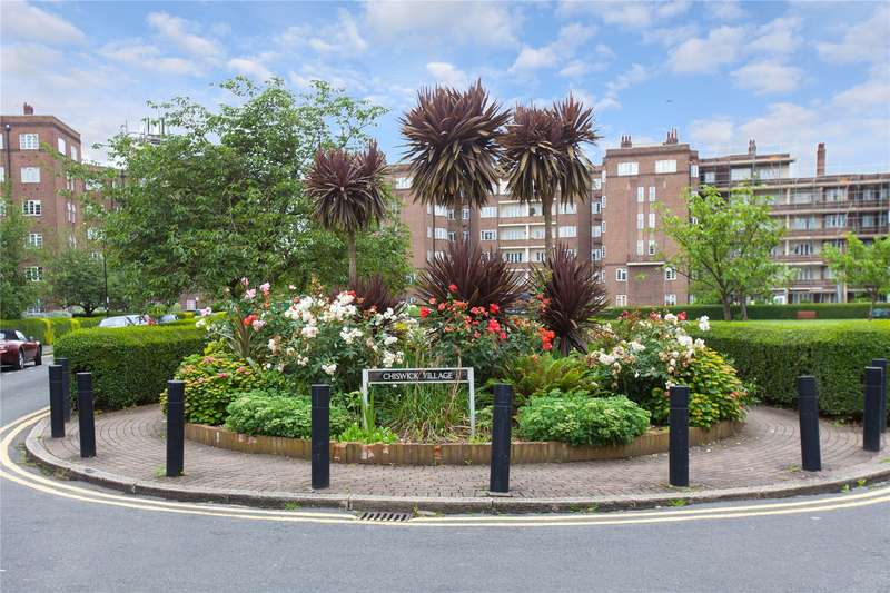 2 Bedrooms Flat for sale in Chiswick Village, London, W4