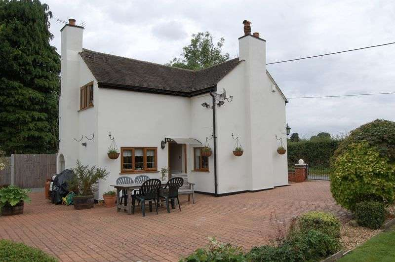 2 Bedrooms Cottage House for sale in County Lane, Wolverhampton
