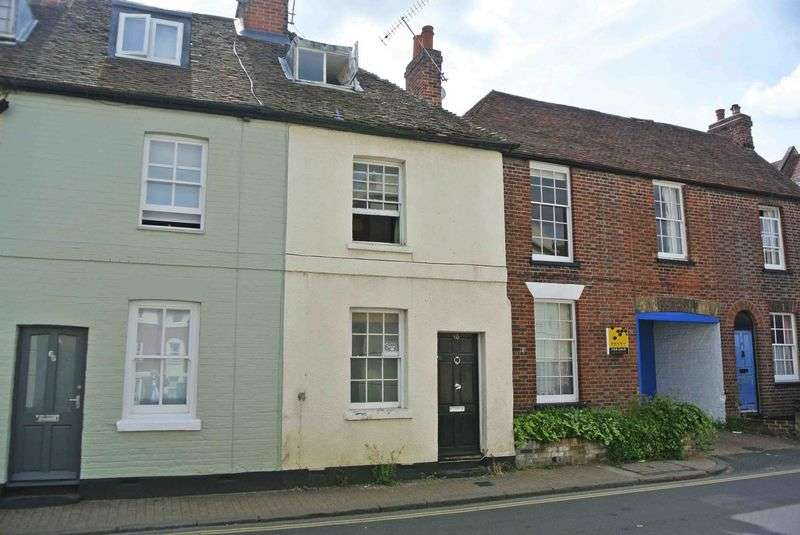 3 Bedrooms Terraced House for sale in Stour Street, Canterbury