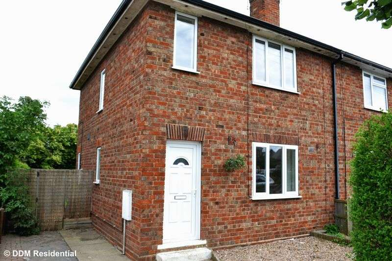 3 Bedrooms Semi Detached House for sale in Ropery Road, Gainsborough