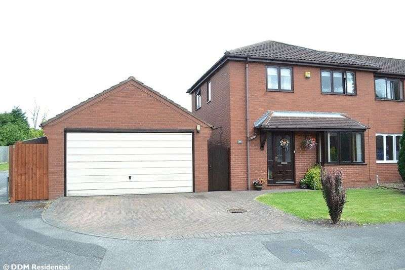 3 Bedrooms House for sale in Church Drive, Misterton