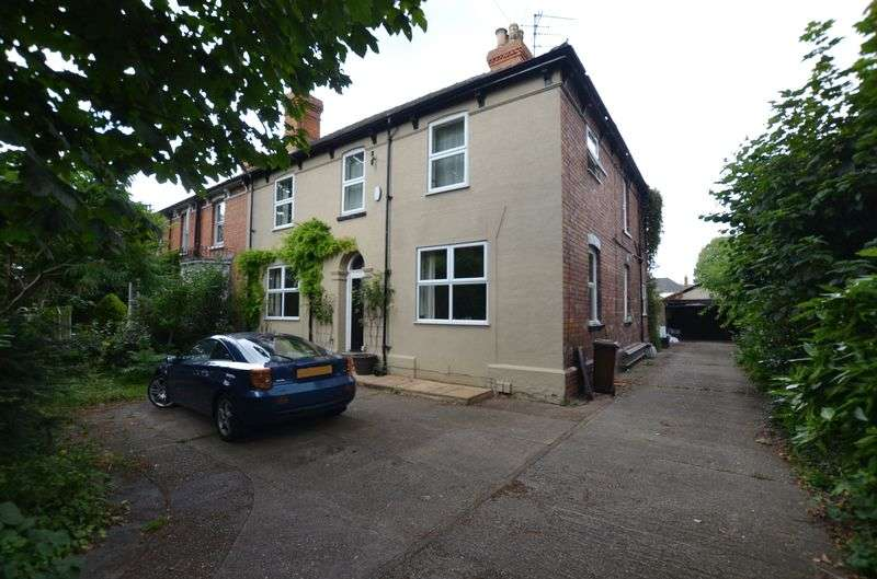 4 Bedrooms Semi Detached House for sale in Hamilton Road, Lincoln