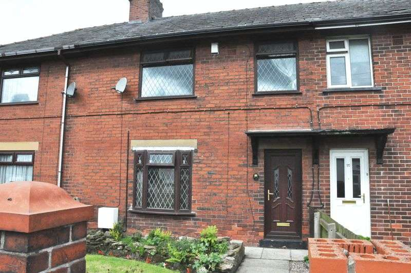 3 Bedrooms Terraced House for sale in Hill Lane, Blackrod