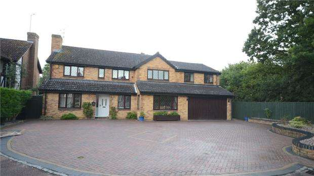 6 Bedrooms Detached House for sale in Woodward Close, Winnersh, Wokingham