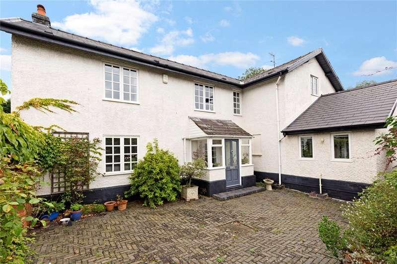 4 Bedrooms Detached House for sale in All Saints Villas Road, Cheltenham, Gloucestershire, GL52