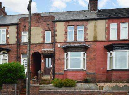 3 Bedrooms Terraced House for sale in Newman Road, Sheffield, South Yorkshire