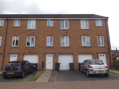4 Bedrooms Terraced House for sale in Gowshall Drive, Oldbury, West Midlands