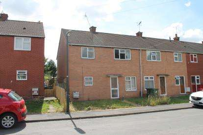 3 Bedrooms End Of Terrace House for sale in Compton Close, Leamington Spa, Warwickshire