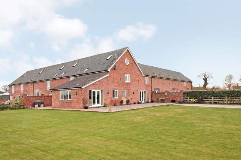 5 Bedrooms House for sale in 5 bedroom Barn Conversion Semi Detached in Wettenhall