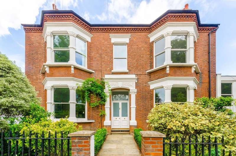 6 Bedrooms House for sale in Church Road, Highgate, N6
