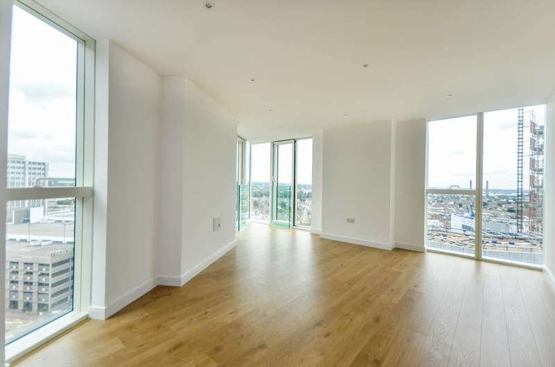 2 Bedrooms Flat for sale in Saffron Central Square, Croydon, CR0