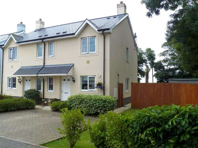 3 Bedrooms Property for sale in Rosemary Close, Crundale, Haverfordwest