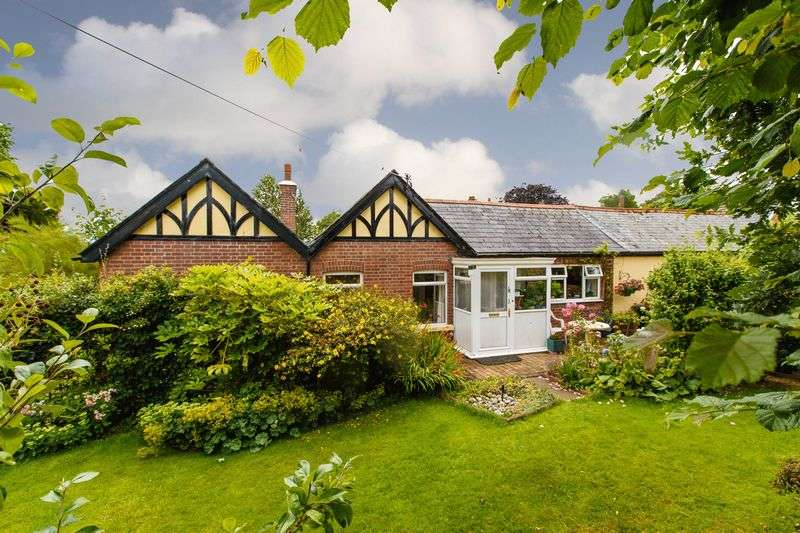 3 Bedrooms Detached Bungalow for sale in Grasmere, Nymet Rowland