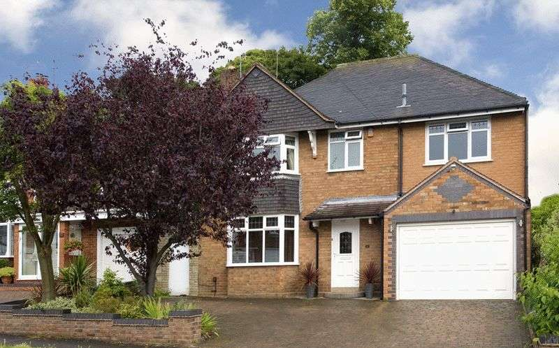 4 Bedrooms Detached House for sale in Ridge Road, Kingswinford