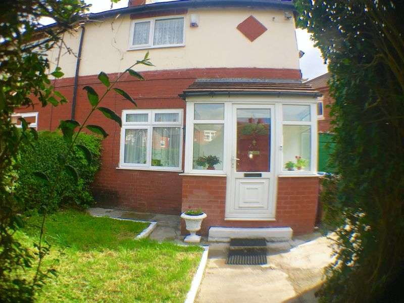3 Bedrooms Semi Detached House for sale in Betley Road, Stockport