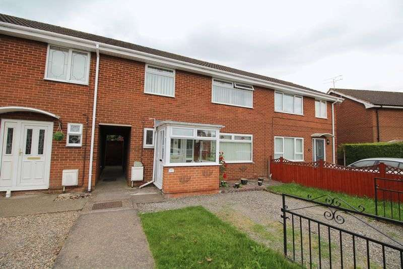 3 Bedrooms Terraced House for sale in Longfield, Chirk