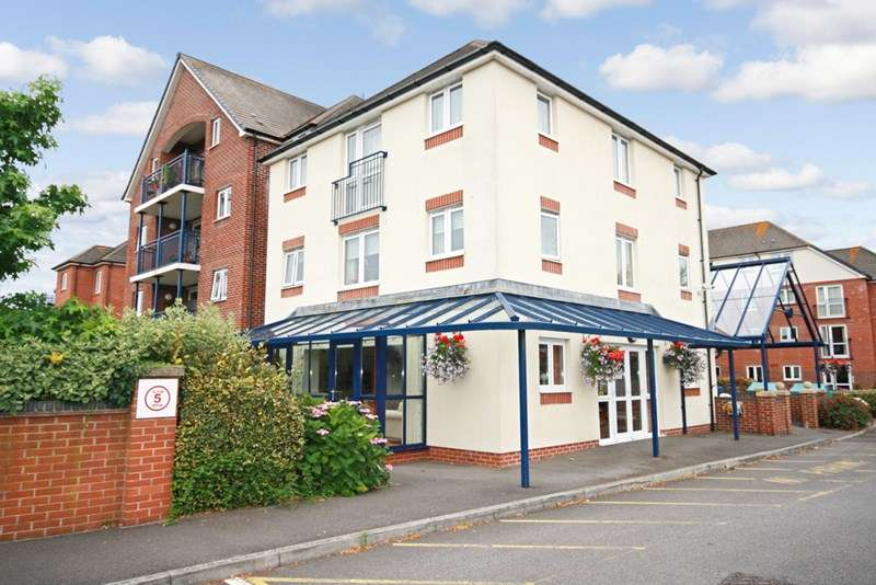 1 Bedroom Retirement Property for sale in Riverland Court, Christchurch, BH23 1JW