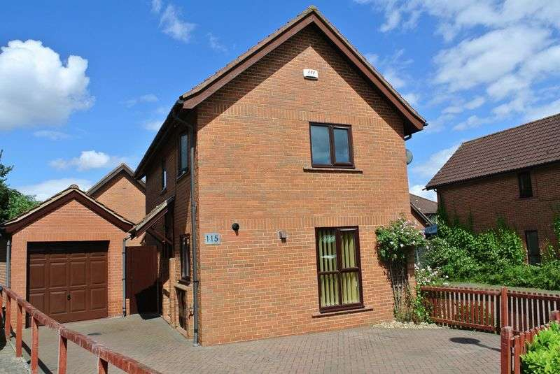 3 Bedrooms Detached House for sale in Khasiaberry, Walnut Tree, Milton Keynes