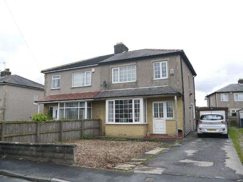 3 Bedrooms Semi Detached House for sale in Plumpton Mead, Wrose, Bradford BD2 1NF