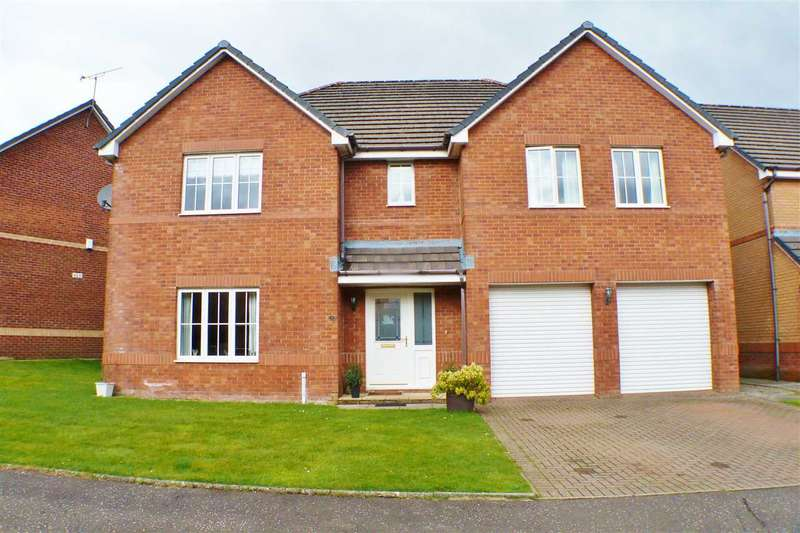 5 Bedrooms Detached House for sale in Strathyre Gardens, Hairmyres, EAST KILBRIDE