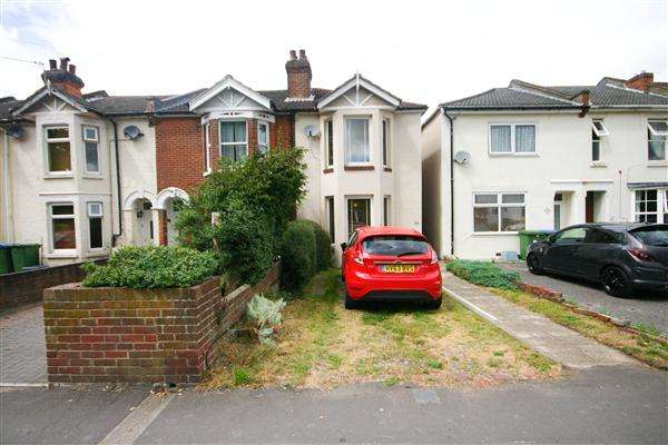 2 Bedrooms End Of Terrace House for sale in Paynes Road, Southampton