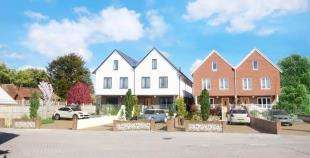 4 Bedrooms Semi Detached House for sale in Castle View, The Street, Bramber, Steyning