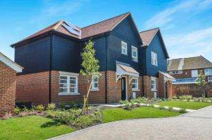 3 Bedrooms Semi Detached House for sale in The Brewers, 1-8 Brewers Close, Lydd, Romney Marsh